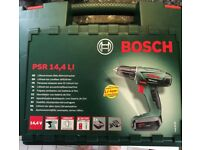 Bosch 14,4 LI Cordless drill with Lithium-ion battery + Charger - ONLY £50!!