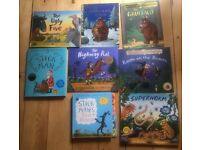 Julia Donaldson 9 books all new