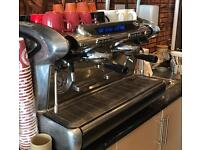 Commercial coffee machine Faema Emblema for coffee shops Restaurant