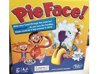 Pie Face Game (Sealed New)