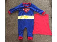 Superman Fancy Dress - Age 9-12 months