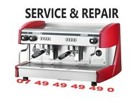 COMMERCIAL COFFEE MACHINE - SERVICED&REPAIR