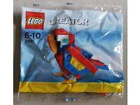 BRAND NEW & UNOPENED Lego Creator 30021 [Parrot]