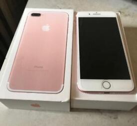 iPhone 7 Plus Rose Gold 32gb (Vodafone)