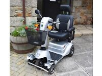 Quingo Plus Mobility Scooter in excellent condition