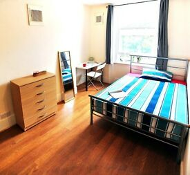 AMAZING Double room in WESTBOURNE PARK ** Move in TODAY ** lOVELY Victorian House**