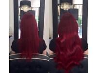 Mobile Hairdresser Based In Brighton - LA Weaves, Micro Extensions, Tape Extensions & Balayage