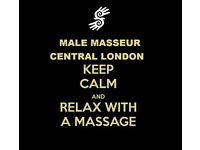 QUALIFIED MASSAGE THERAPIST, FULL BODY MASSAGE IN THE HEART OF CENTRAL LONDON