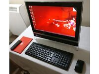All-In-One Touchscreen PC with Freeview TV.
