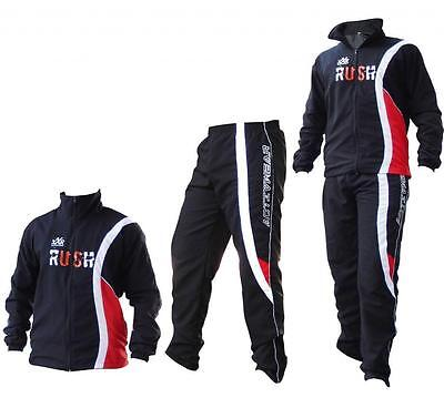 XXR Rush Track Suit Jogging Running Tracksuit Training Fitness Clothing Exercise