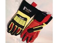 Cestus Tow Grip Impact Gloves Size L New Oil & Gas Use On & Offshore