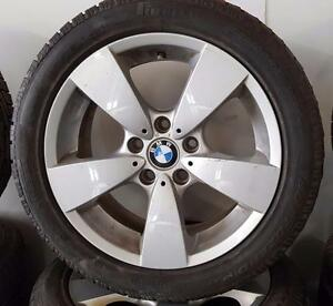 Ensemble de Pneus et Mags BMW! RUNFLAT! USED KITS!
