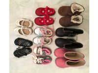 Girls shoes, Junior Size 4