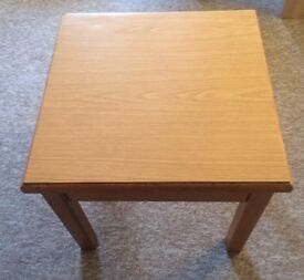 Solid Wooden Coffee Table in good condition