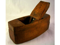 Collectable Vintage Wooden Smoothing Plane VGC (WH_2223)