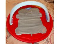NEW, LARGE SIZE, HIGH QUALITY, 'CIRCUS-STYLE' BABY MOBILE - Hang your own toy, what a money saver!