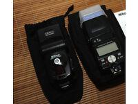 Nikon SB80DX flashgun