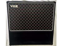 1981 Vox ported 2x12 cabinet /w Fane speakers made for AC30