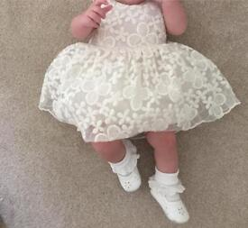 6-9 months party dress