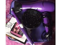 Carmen True Colours hair styleing kit