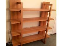 Beautiful M&S Sonoma Oak Bookcase