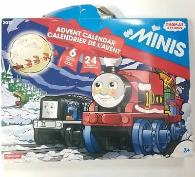 New Thomas and Friends Minis 2017 Advent Calendar