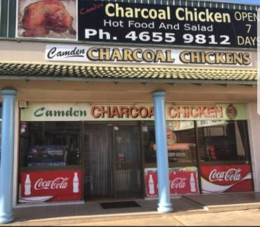 Charcoal Chicken Business For Sale