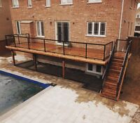 DECK BUILDERS - FORTRESS CONTRACTING
