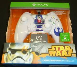 XBOX ONE STAR WARS WIRED CONTROLLER BRAND NEW Campbelltown Campbelltown Area Preview