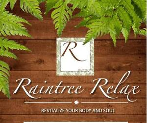 RAIN TREE RELAX  Therapeutic Relaxation ,Muscle Therapy & Shiatsu South Yarra Stonnington Area Preview