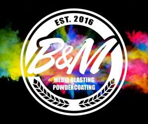 B&M - Media Blasting & Powder Coating