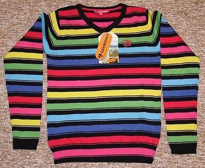 Mädchen Pullover in  Bunt Gr.158/164 (14 Jahre) von Longboard  100% Baumwolle