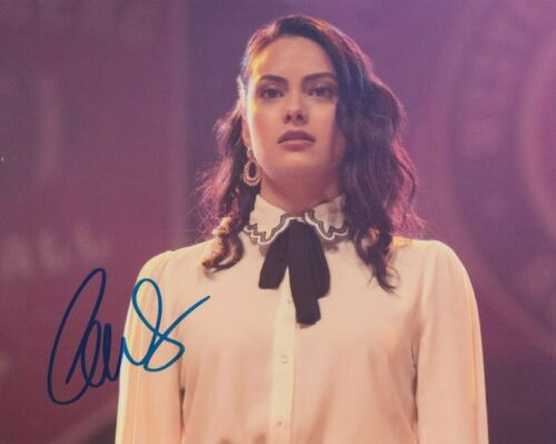 Camila Mendes  Riverdale Autographed Signed 8x10 Photo COA