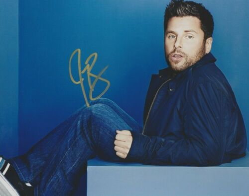 James Roday Psych Autographed Signed 8x10 Photo COA B6