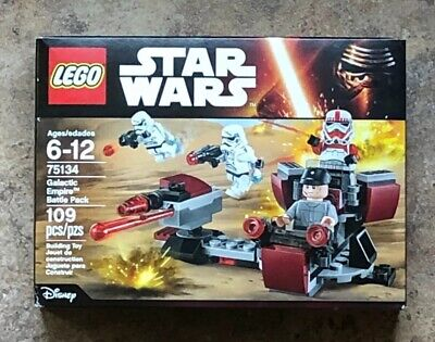 Lego Star Wars 75134 Galactic Empire Battle Pack Retired