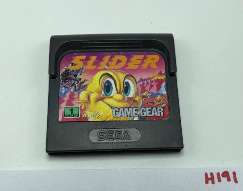 Slider Sega Game Gear  - $7.36