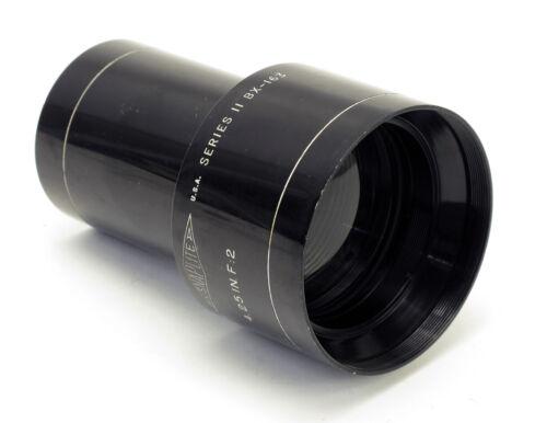 Kollmorgen 4.25 in. f/2.0 Snaplite Series II 35mm Projection Cine Movie Lens