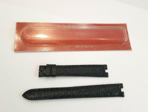 Bracelet de montre cartier pour vendÔme - bracelet cartier neuf 14 mm / lézard