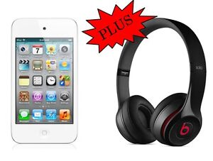 !!RARE OPPORTUNITY!! iPOD TOUCH 4 - 16GB & BEATS SOLO 2 Oxley Brisbane South West Preview