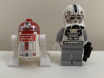 Genuine Lego Star Wars V-wing Starfighter (75039) Complete Set Of Minifigures