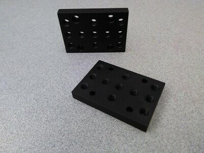 252.1 1.75 X 2.5 Base Plate For Optomechanical Components Mini Breadboard