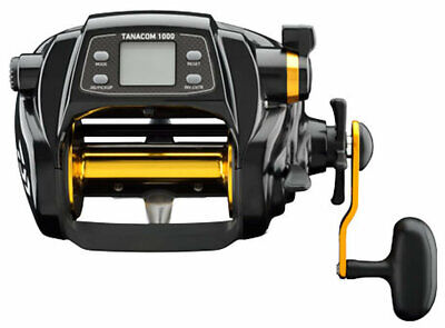 Daiwa Tanacom 1000 Electric Fishing Reel BRAND NEW @ Ottos Tackle World
