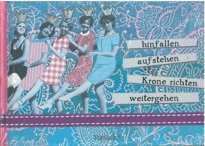 n - Krone richten - weitergehen von Ursula Fritz (2014, Gebu (Ursula Krone)
