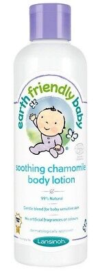 Earth Friendly Baby - Soothing Chamomile Body Lotion Organic Ingredients 250ml ()