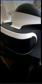 psvr with camera and stand
