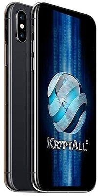 "2019 Apple iPhone XR 512 GB Duration Gray Unlocked Encrypted Kryptall 6.1"" Air"