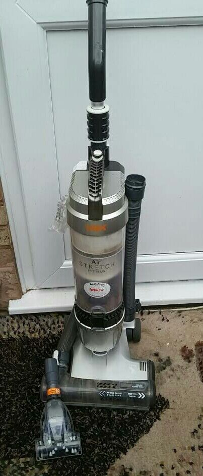 Vax air stretch upright hoover vacuum cleaner