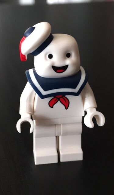 LEGO GHOSTBUSTERS, Dimensions,STAY PUFT MINIFIGURE  SPLIT FROM FUN PACK: 71233