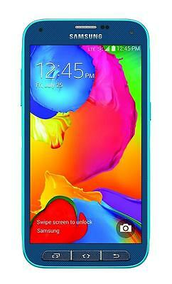 Sprint   Samsung Galaxy S5 Sport Sm G860p Blue  Used  Smartphone Clean Esn