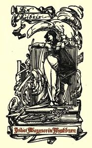 Bookplates-Ex-Libris-Numerous-Classic-Book-Plate-Designs-30-Books-on-DVD
